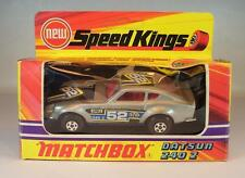 Matchbox Speed Kings K-52 Datsun 240 Z in O-Box #4289