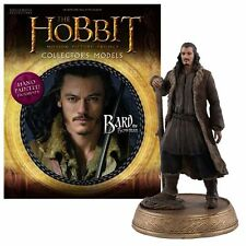 Eaglemoss Nip * Bard the Bowman * #9 Figurine Hobbit Lord of the Rings Lotr