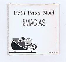 CD SINGLE PROMO(NEUF) ENRICO MACIAS PETIT PAPA NOEL