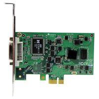 Startech.com High-definition Pcie Capture Card - Hdmi Vga Dvi & Component -