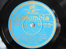 3x 78rpm STRAVINSKY Les Noces CONDUCTED BY STRAVINSKY ! RARE COLUMBIA