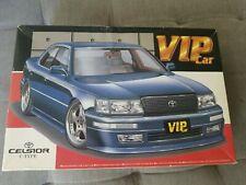 Aoshima 1/24 V-1 VIP Car UCF11 Toyota Lexus Celsior C-Type 019726