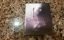 CLAUSTROPHOBIA DVD NEW! SEALED! SHRIEK SHOW 2009 HORROR