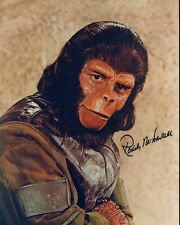 Planet of the Apes Roddy McDowall with copy Autos 10x8 Photo