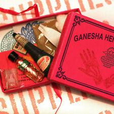 Henna Mehndi Temporary Tattoo body art BOX SET Eid Festival Party Wedding ty