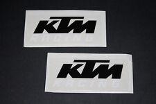 KTM Aufkleber Sticker Decal Kleber Bapperl Pickerl Logo Schriftzug Autocollant 3