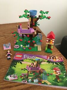 Friends LEGO ® - 3065 - Olivia's Tree House. Excellent condition; 100% complete;
