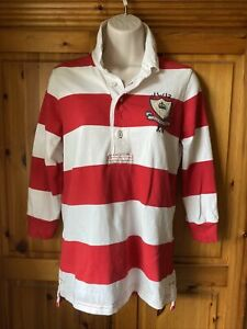 Jack Wills Rugby Shirt Size 10
