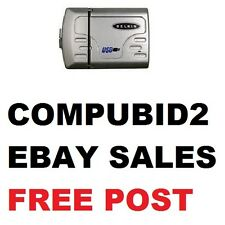 Nuevo Hub de viaje de puerto USB 4 BELKIN SLIM SLIMLINE Pequeño Compacto delgada Free UK Post