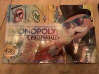 Monopoly for Millennials Millenials Millenial Edition Board Game