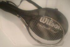"WILSON Pro Staff 5.9 Stretch PWS Tennis Racquet Racket 4-1/2, 28"" Long"
