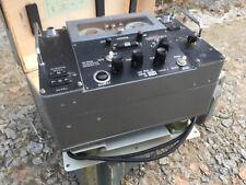 Russian Soviet Space transistor tape recorder Gagarin Radio station MN-61 KGB