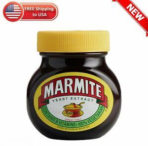 Marmite Yeast Extract Vegetarian Spread Large 105g 100% Energy Vitamins Free
