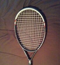 "Wilson Hyper Hammer 3.3 Stretch 135 The Limits Strung Tennis Racket 4-1/4"" Minty"