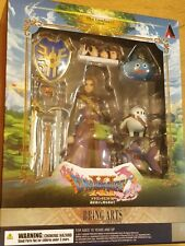 DRAGON QUEST XI (11) THE LUMINARY HERO BRING ARTS ACTION FIGURE - NEW AND SEALED