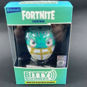 Fortnite Bitty Boomers Leviathan Wireless Bluetooth Speaker Epic Games