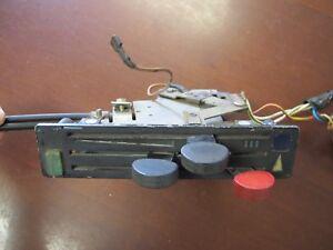 Porsche 911 912 901 OEM A/C Heater Control Unit 901.613.111.00 (#4)