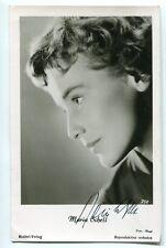 MARIA SCHELL - orig. Autogramm - Kolibri