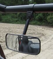 Seizmik Wide Angle Adjustable Rear View Mirror for Polaris RZR XP 900