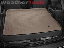 WeatherTech Cargo Liner for Tahoe/Yukon/Escalade - Large - 2015-2019 - Tan