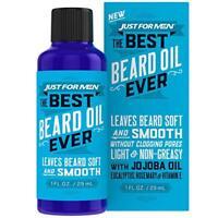 Just For Men, The Best Beard Oil Ever 1 Fluid Ounce (29 mL)