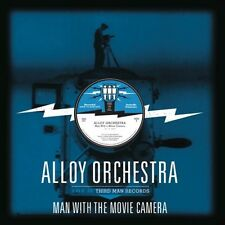 Alloy Orchestra Lp'Live Third Man man with the Movie Camera Soundtrack