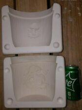 Unbranded Mushroom Planter/Pot Ceramic Mold #R749