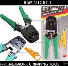 Ob-315 RJ45 RJ11 R9 Rete Ethernet ondulazione Strumento Cavo CUTTER PINZA Stripper