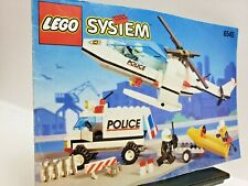 Lego Instruction Booklet Search N' Rescue 6545