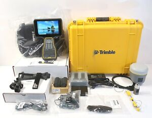 Trimble R10 VRS/Network Rover, New TSC7 w/Access. GLONASS Galileo BeiDou xFill