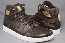 Air Jordan Retro 1 Pinnacle Baroque Brown Croc 13 us new with Receipt