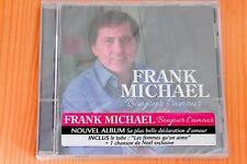 Frank Michael - Bonjour l'amour - Italia for ever - 10 titres - CD Neuf New