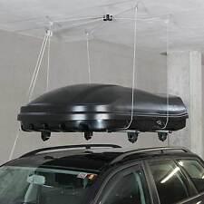 FARAD Dachboxenlift Lift Deckenlift Boxenlift Aufzug aus Umlenkrollen und Seil