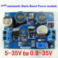 30W Automatic Buck-Boost Power Module 12V 24V Battery Car Solar Regulator Module