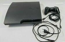Sony Playstation 3 slim 160 GB CECH-3004A + Original Kontroller Dualshock tested