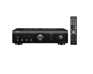 Denon PMA600NE Integrated Amplifier - Phono and Bluetooth