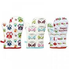 100% Cotton Oven Mitts and Potholders