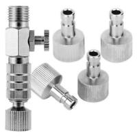 1/8 Airbrush Quick Adapters Disconnect Release Coupling Brush For Air P8L0