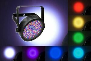 Chauvet SLIMPAR56 SLIMPAR 56 Slim Par Can 56 LED Light, DMX Controls