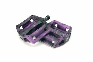 Mission BMX Impulse PC Pedals - Black/Purple