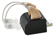 NewEar Hearing Amplifiers Digital Technology Rechargeable Personal Device