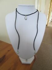 Gothic Jewelry Black Choker Collar