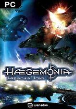HAEGEMONIA  LEGIONS OF IRON         -----   pour PC