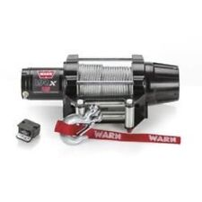 Warn 101045 VRX 45 Electric Winch, 4,500 lbs., Roller Fairlead - 50 ft. Cable