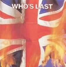 The Who - Who's Last CD 1984 Live Recording 17 Tracks