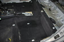 BMW E46 3er Compact Teppichboden Boden Teppich Innenraumteppich hinten Schwarz