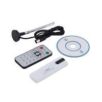 New USB 2.0 DVB-T2/T DVB-C TV Tuner Stick USB Dongle for PC/Laptop Windows 7/8LQ