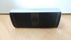 Teufel Center Lautsprecher CEM 50 C Silber/Schwarz