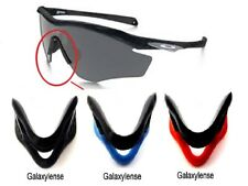 Galaxy Nose Pads Rubber Kits For Oakley M2 Frame Sunglasses Black/Blue/Red