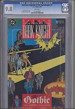 Legends of the Dark Knight 7 CGC 9.8 1990  DC Batman  Comic: Grant Morrison